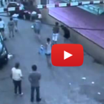 Terrible And Shocking Traffic Accident Has Not-So-Terrible Ending