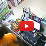 Convenience Store Cashier Negotiates Her Way Out Of A Robbery