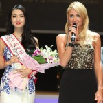 The Crowning Of Miss Universe China, Featuring Paris Hilton