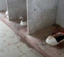 This Is Officially The Most Nauseating Picture Of A Squat Toilet We've Ever Seen