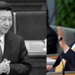 Xi Jinping and Bo Xilai