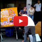 A Street Fight Involving Two Chinese Girls Set To Mandopop