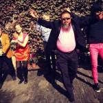 Ai Weiwei and friends do Gangnam Style