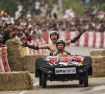 Hong Kong Loves Its Soapbox Derby: Thousands Attend First-Ever Race