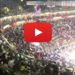Last Night's Heat-Clippers Game In Beijing Was Interrupted By Thousands Of Frisbees [UPDATE]
