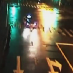Illegal Taxi Driver In Shanghai Runs Over German, Breaking His Leg… THEN Nearly Kills Him