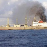 Japanese Coast Guard Rescues 64 Chinese Sailors From Burning Freighter Near Okinawa