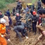 Landslide Yunnan