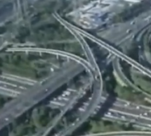 Here Are Clips Of Traffic Jams Set To Appropriately Foreboding Music