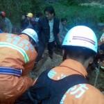 Yunnan landslide 1