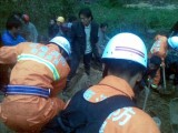 Pictures And Videos From The Yunnan Landslide That Buried 19 People, Including 18 Students
