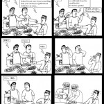 Laowai Comics: Baijiu Chicanery