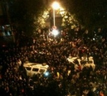 Unrest In Fujian As Thousands Protest Handling Of Traffic Accident, Smash And Overturn Police Vehicles