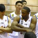 Gilbert Arenas in Shanghai