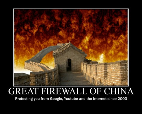 how to get around china firewall