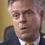 Jon Huntsman talks about China in Mandarin