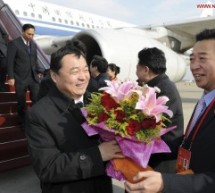 Meanwhile, CPC National Congress Delegates Arrive In Beijing&#8230;