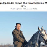 Kim Jong-Un IS the Sexiest Man Alive