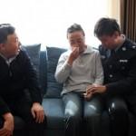 Shenyang officer's wife