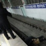 People Are All Right: Beijing Passengers Save Man Who Falls Onto Subway Track