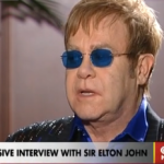 Elton John gives exclusive CCTV interview featured image