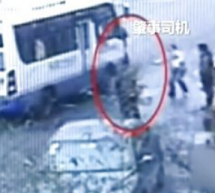 Five-Year-Old Yan Zhe Run Over By Bus While Detached Bystanders Stand Idly By