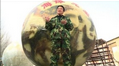 When The Apocalypse Arrives, This Chinese Villager Will Die In The Safety Of His Giant Ball