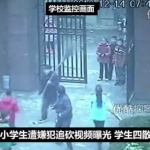 Here's Footage Of The Primary-School Attacker That Injured 22 Children In Guangshan