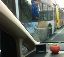 Man Pees Out Bus Window, Because It Beats The Alternative [UPDATE]