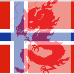 China is angry at Norway