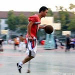 The Inspiring Story Of China's One-Legged Basketball Player
