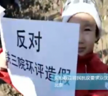 Here&#8217;s Video Of Sunday&#8217;s &#8220;Rare&#8221; Protest In Beijing, Over Proposed Express Rail