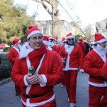 Your First Look At Beijing SantaCon 2012