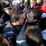 Beijingers Protest Proposed High-Speed Rail Line