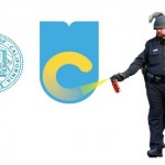 UC Berkeley spray