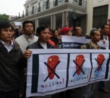 Police In Vietnam Detain Anti-China Protesters, Again