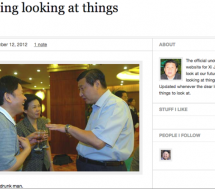 Introducing: Xi Jinping Looking At Things
