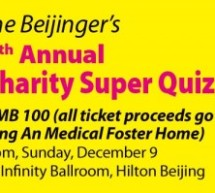 Test Your Trivia Prowess At The Beijinger's Charity Super Quiz This Sunday