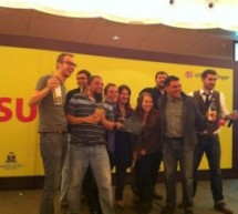 Brains And Beer Chug-Offs At The Beijinger Super Quiz