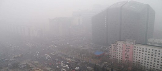 Beijing smog returns January 29
