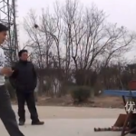Watch: Self-Trained Ninja In Hubei Slices Cans With Playing Cards