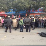 Gun vs. Brick: More Details From Changsha's Bloody Street Fight