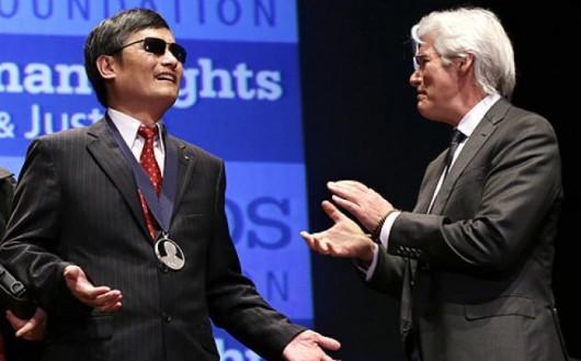 Chen Guangcheng Lantos Prize