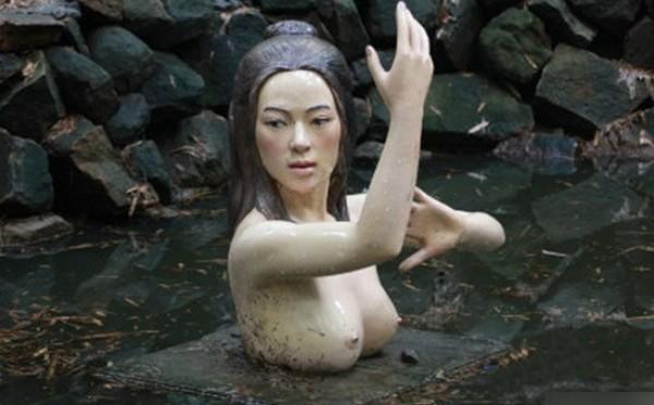 China's ugliest statue