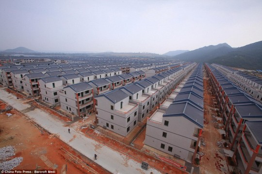 Chinese townhouses in Hainan 3