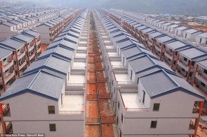 Chinese townhouses in Hainan
