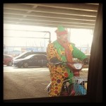Clown by Gabe Clermont