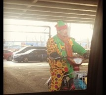 Picture Of The Day: Clown