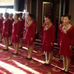 Your Team Bonding Exercise Has Never Looked Liked This: Dongbei Waitresses Go Full Martial