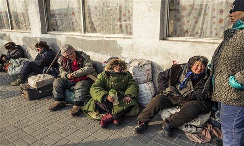 Homeless petitioners